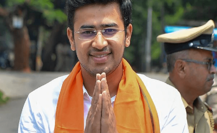 16 Muslim Employees Reinstated at BBMP after Their Suspension Due to Tejasvi Surya's Raid