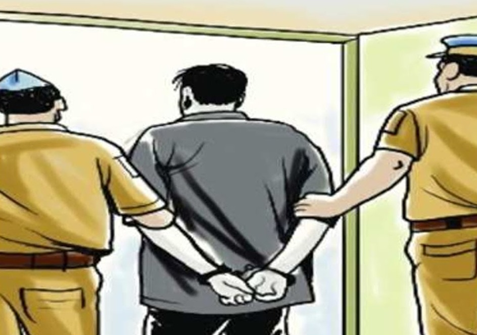 Man booked under POCSO