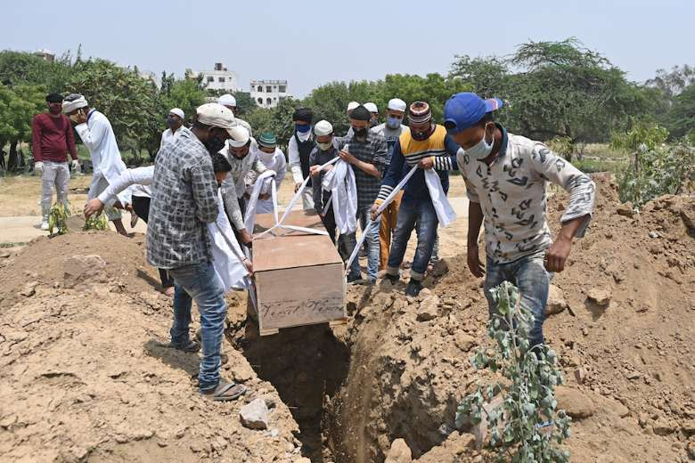 Mercy Angels give dignified burials to Indian Covid-19 victims