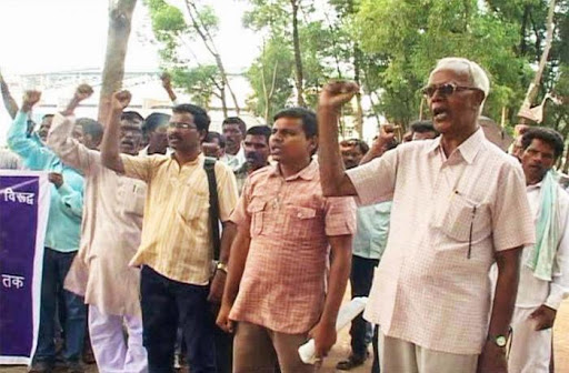 Mostly Dalits, Adivasis, 97% undertials 'falsely' accused, release them, demands JMM