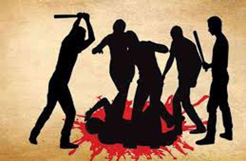 The miscreants attacked the Dalit family, three people were injured