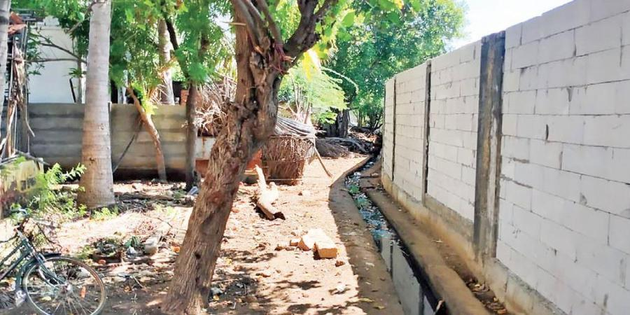 Tiruchy: 9-ft 'untouchability wall' pops up near Scheduled Caste colonies