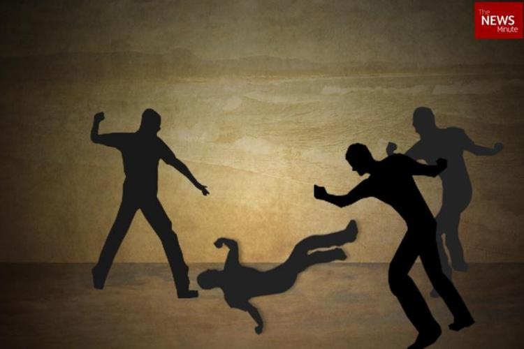 Dalit youth thrashed by upper caste men, FIR lodged