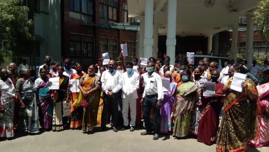 TN: Will Renounce Citizenship if Land Due to Us Not Given, Say 100 Dalit Familiies