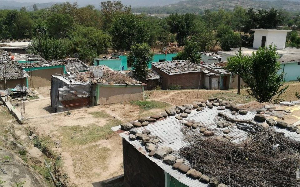 ATTACKED BY UPPER CASTE PEOPLE FOR USING THE VILLAGE WELL