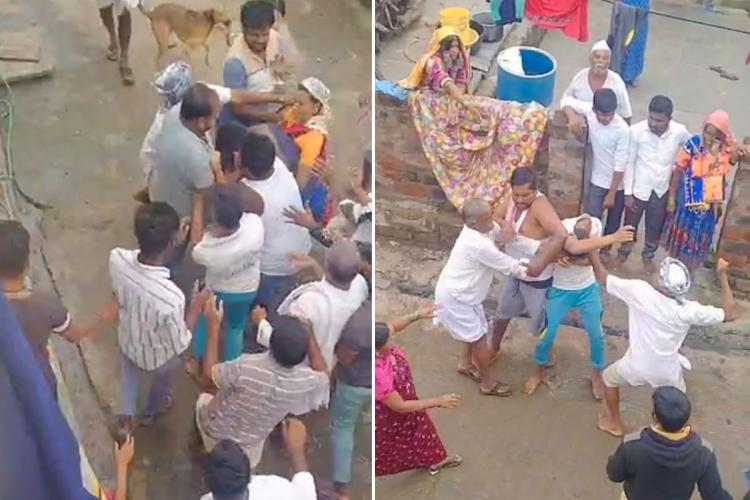 Dalit family allegedly assaulted in Karnataka over property encroachment dispute