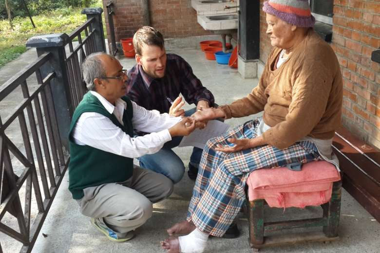 Christian charities battle 'eliminated' leprosy in Nepal