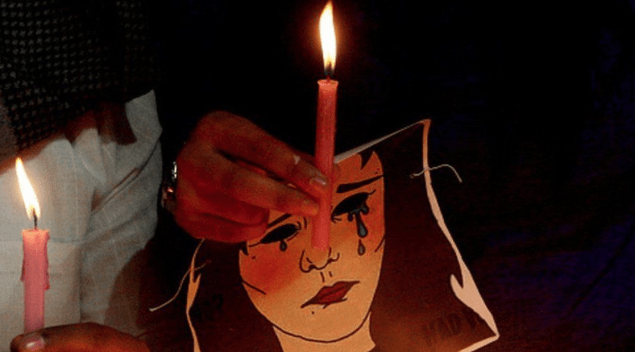 Indian woman who accused MP of rape dies in self-immolation