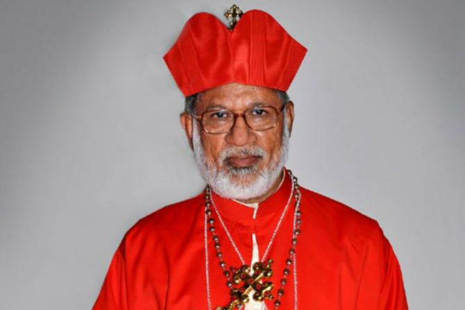 Indian cardinal asked to face trial in land deal case