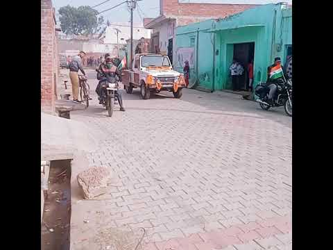 In Allipur, Mughalpur, the havoc of the Dabangs broke out on the Dalit.