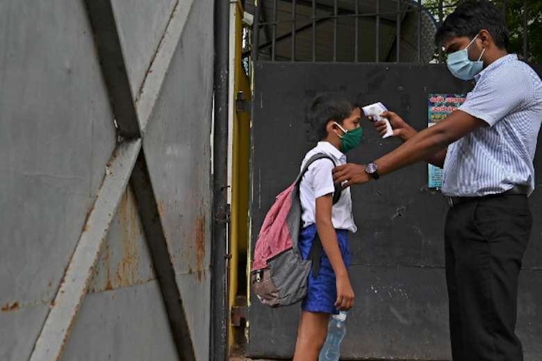 Sri Lankan bishops urge government to reopen schools