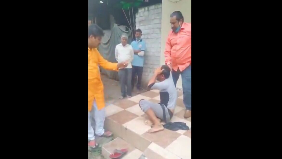 Shocking: Muslim bangle seller arrested a day after being beaten, looted by Hindutva mob