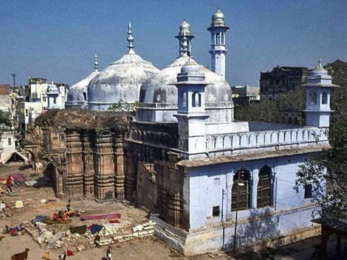 Allahabad HC stays court order on ASI survey of Gyanvapi Mosque