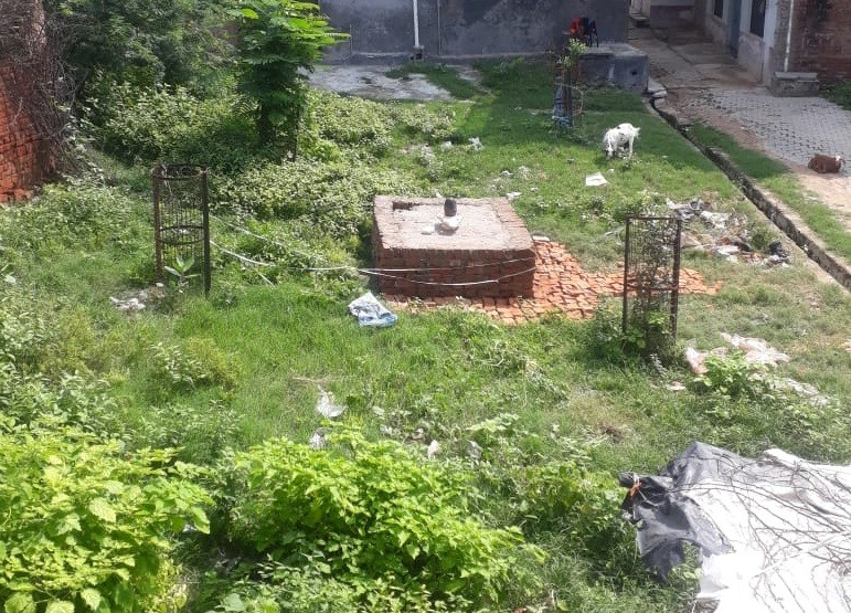Tension in Kanpur After Shivling Put Up on a Land Belonging to Mosque