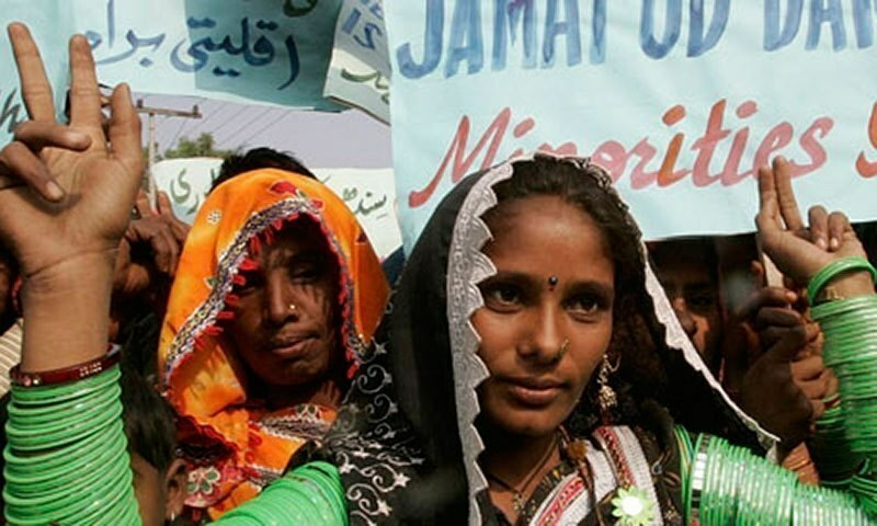 Parliamentary panel rejects anti-forced conversion bill amid protest by minorities' lawmakers