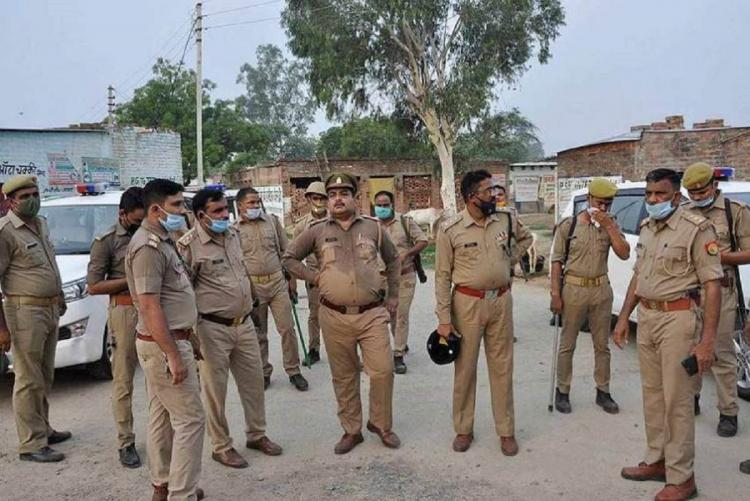 3 Kerala women arrested by UP cops after they went to meet kin arrested in UAPA case