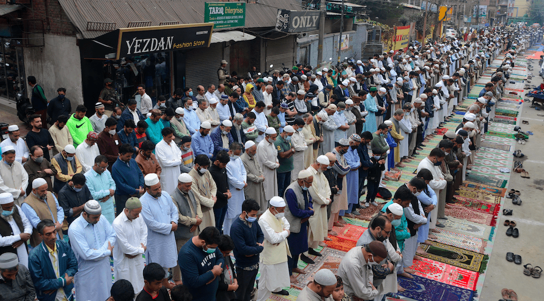 Two Srinagar Mosques Call on Public to Protect Pandits, Restore Minorities' Confidence